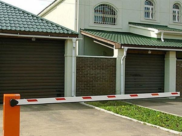 Шлагбаумы и парковочные барьеры